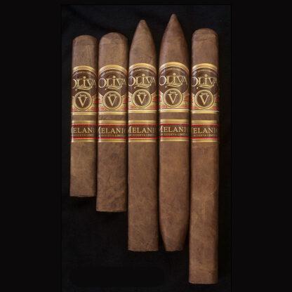 Oliva Serie V Melanio/奥利华V系列米拉尼奥雪茄礼盒